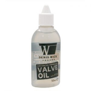 Valve Oil With PTFE