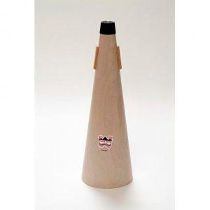 Wooden Straight Mute