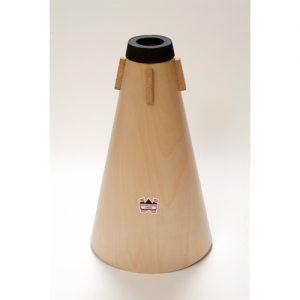 Euphonium Wooden Straight Mute