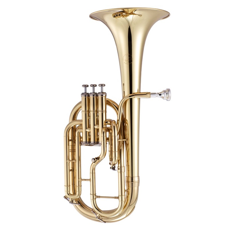 a description of the saxophone as a very misunderstood instrument Horns, meaning brass instruments, as opposed to the reeds (ie  anyway, it's  very reasonable for a small jazz combo to describe two saxes as.