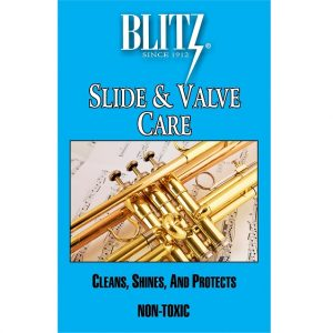 Blitz Slide and Valve Care